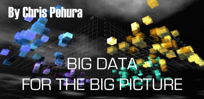 BIG DATA FOR THE BIG PICTURE